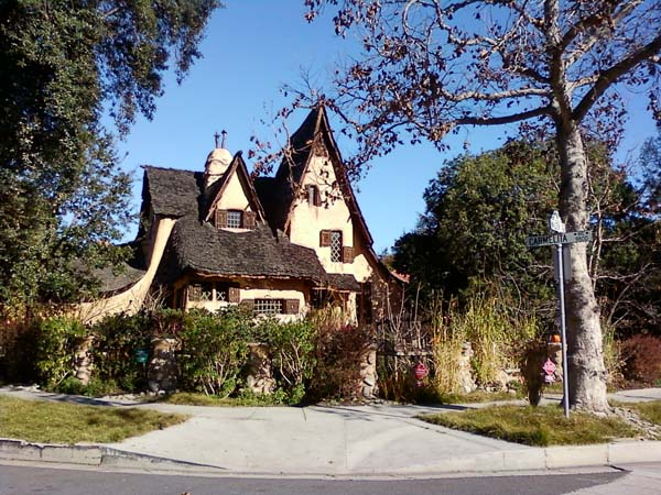 Hansel and gretel style house home design and style for Hansel and gretel house plans