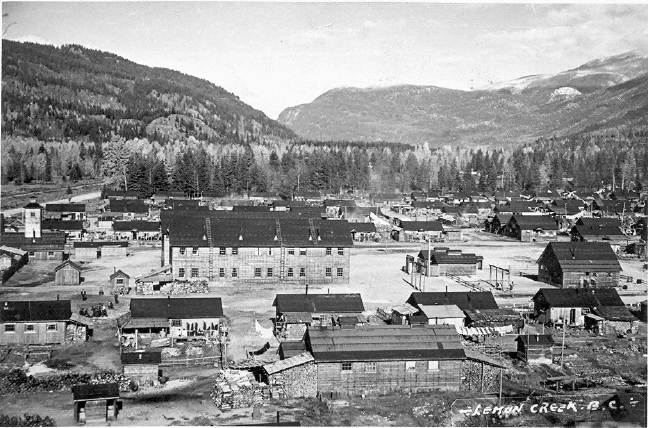 an evaluation of the japanese internment in canada In this lesson students are introduced to the historical thinking concept of  historical perspectives through an examination of the internment of.