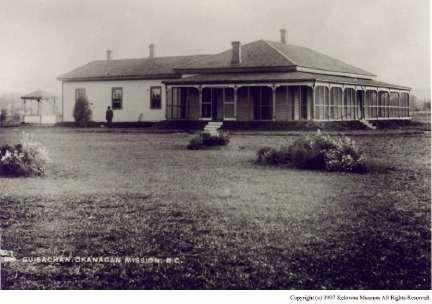 Vanishing BC Walhachin Houses